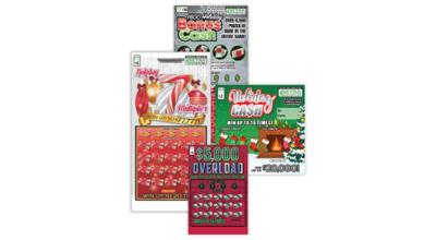 Virginia Lottery Holiday Scratchers