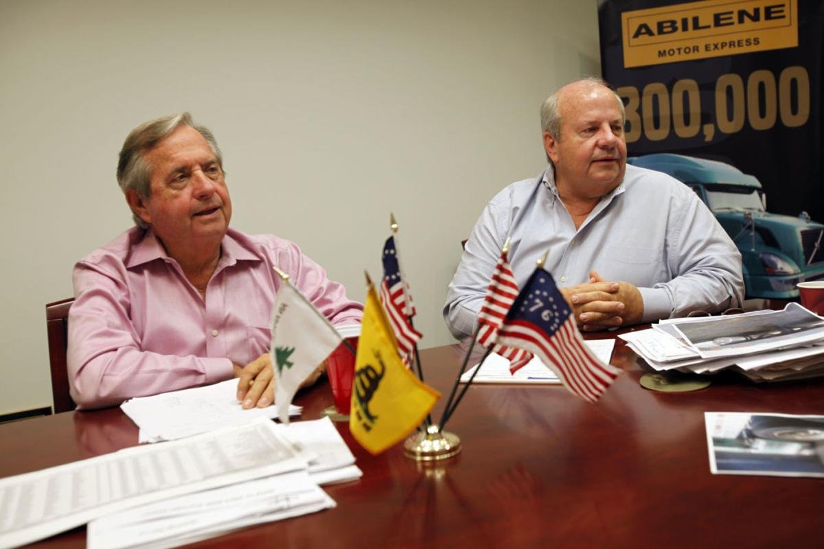 Chesterfield-based Abilene Motor Express sold to nation's largest truckload company; founder says it 'was time to step aside' | Local | richmond.com
