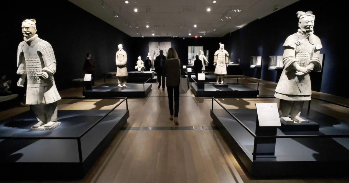 This Is The Last Weekend For Terracotta Army At Vmfa Which Has