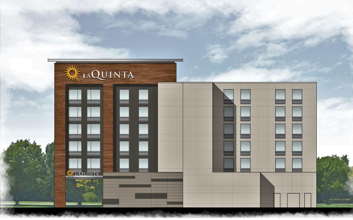 Planned La Quinta hotel at 6531 W. Broad St.