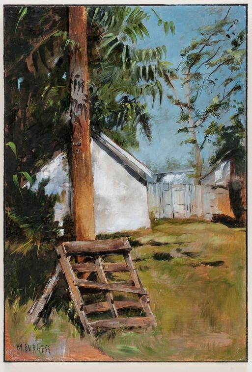 Artist brings Richmond neighborhoods to life on canvas