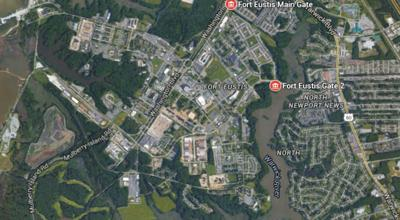 Official: No evidence of shots fired at Joint Base Langley-Eustis in on ft. eustis map, fort wadsworth base map, fort jackson sc army base map, joint base langley-eustis map,