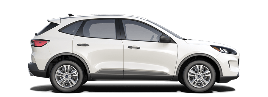 Police looking for white Ford SUV
