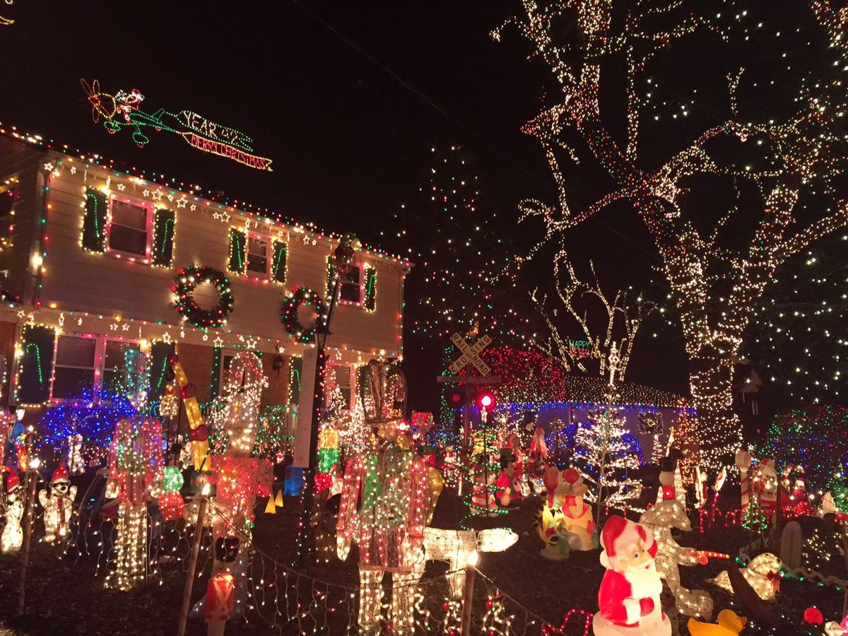Suggested route to hit 10 of Richmond's most por Tacky ... on