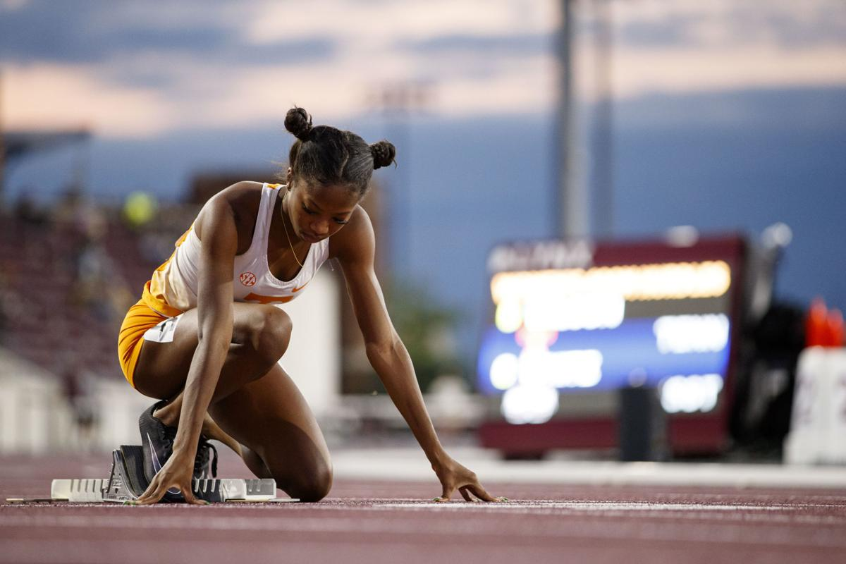 COLLEGE STATION, TX - 2021.05.13 - Outdoor SEC Track and Field Championship Day 1