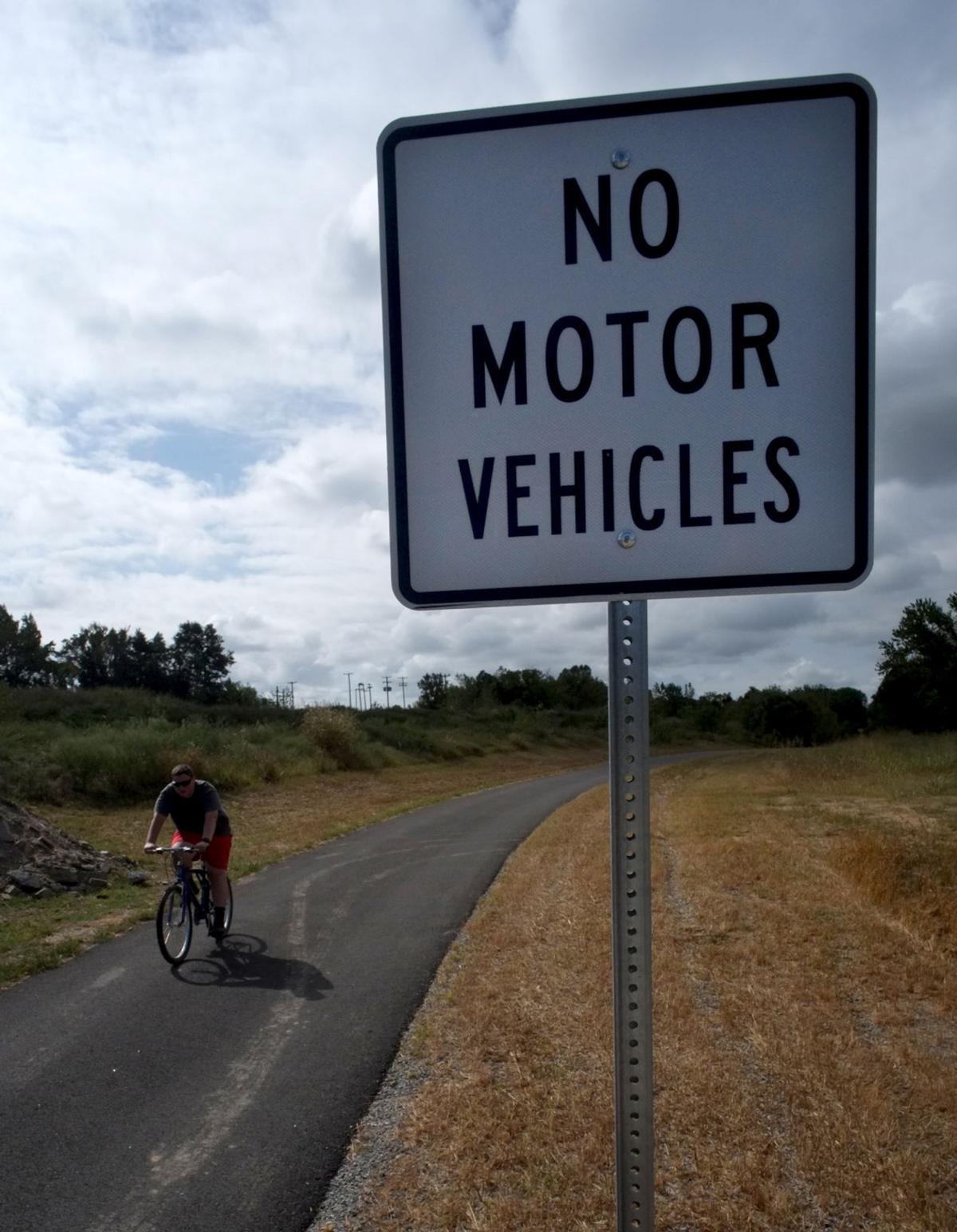 Virginia Capital Bike Trail