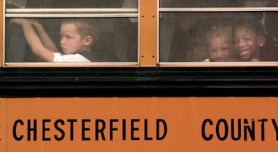 Chesterfield school bus