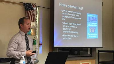 Powhatan detective offers tips to keep youth safe online