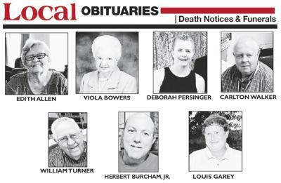 Mechanicsville Local Obituaries