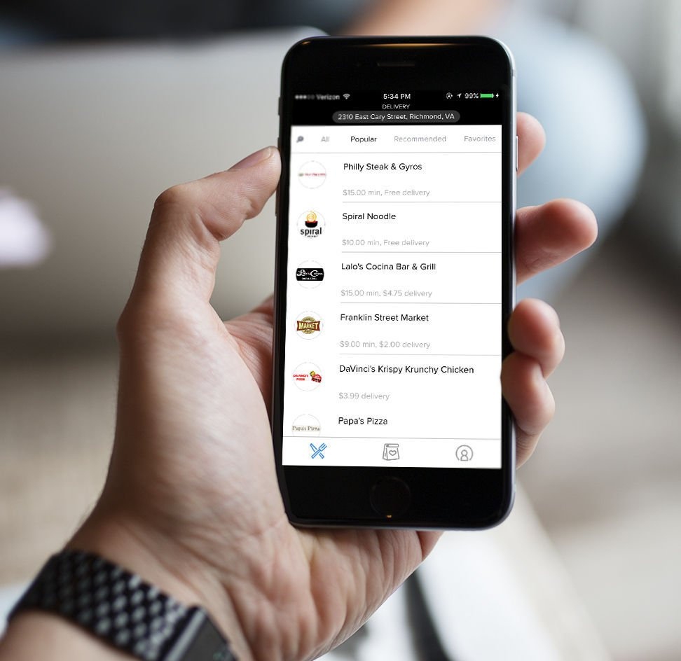 Groupon Expands Orderup Restaurant Delivery Service To