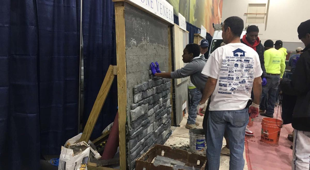 Student conference builds case for careers in constructions
