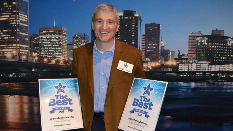 Virginia Family Dentistry Best Fest Award