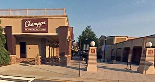 Champps restaurant at Stony Point closed
