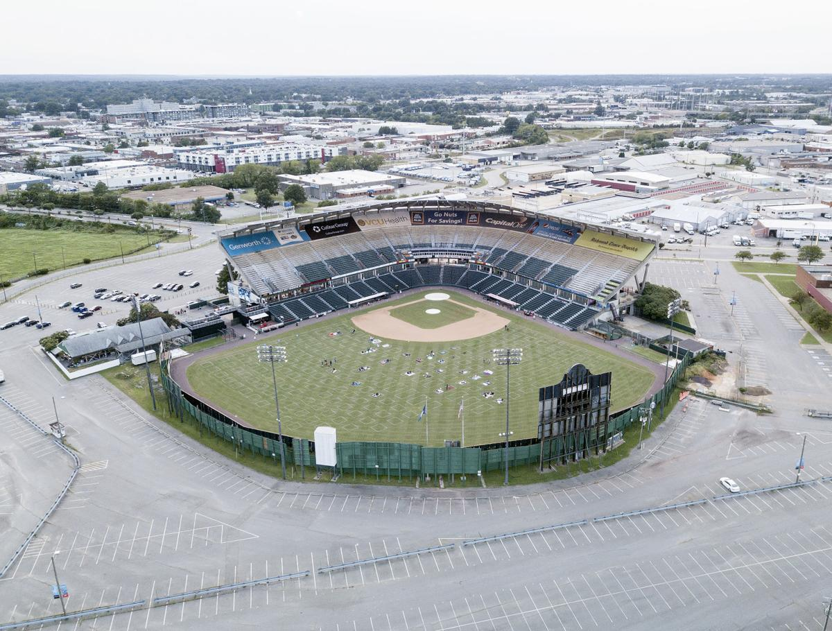 The Diamond, a baseball stadium