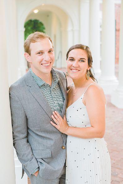 Mr. & Mrs. Christian Hamlett