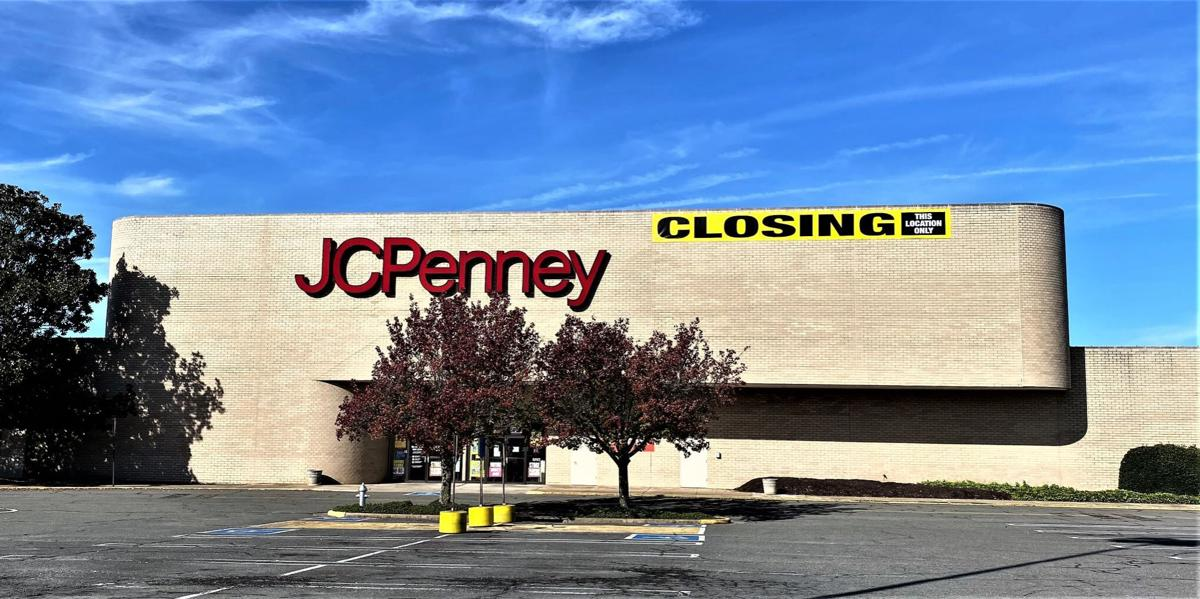 Penney store at Regency mall