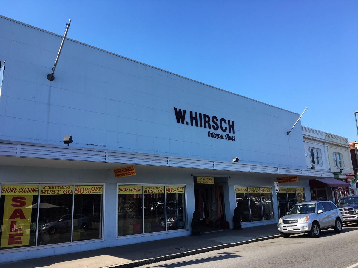 Home Furnishings Retailer West Elm Taking Over W Hirsch Oriental