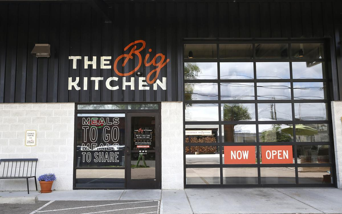 Restaurant Review At The Big Kitchen Small Touches Make