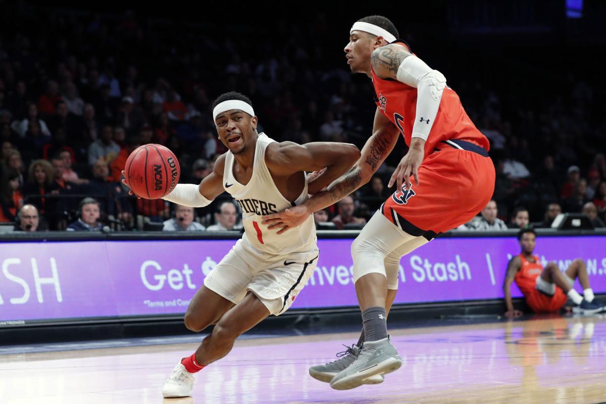 Auburn Richmond Basketball