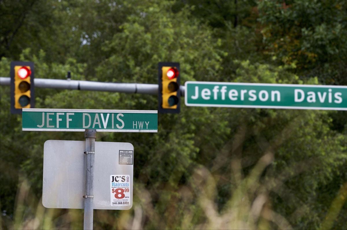 Jefferson Davis Highway (copy)