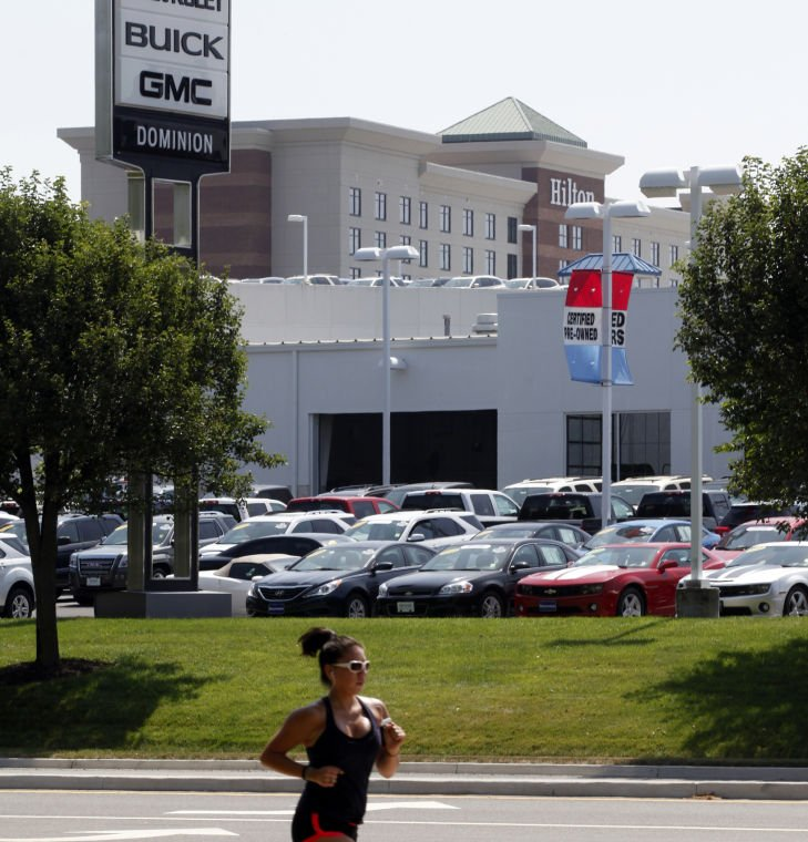 nascar 39 s rick hendrick plans to buy dominion auto group local. Black Bedroom Furniture Sets. Home Design Ideas