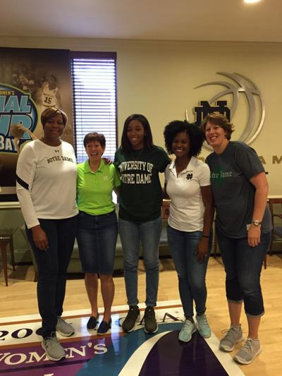 On The Recruiting Trail With Megan Walker Nation S No 1