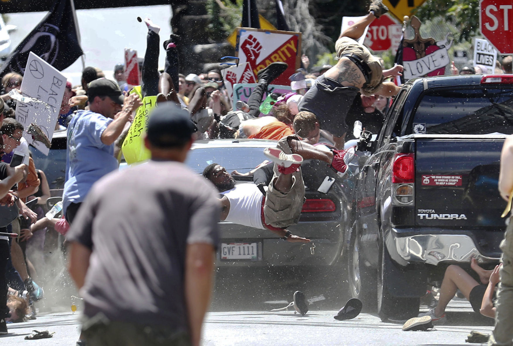 2 injured in deadly car-ramming incident in Charlottesville file lawsuit