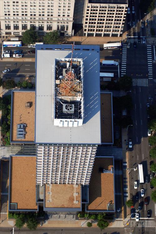 Richmond City Hall -- 316 feet