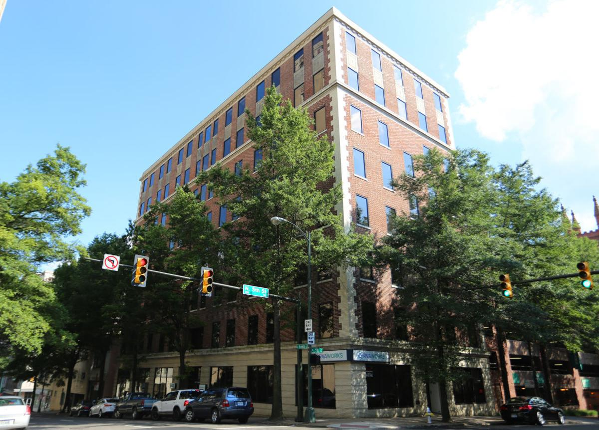 New Marriott Branded Boutique Hotel Called Moxy Planned For Downtown Richmond