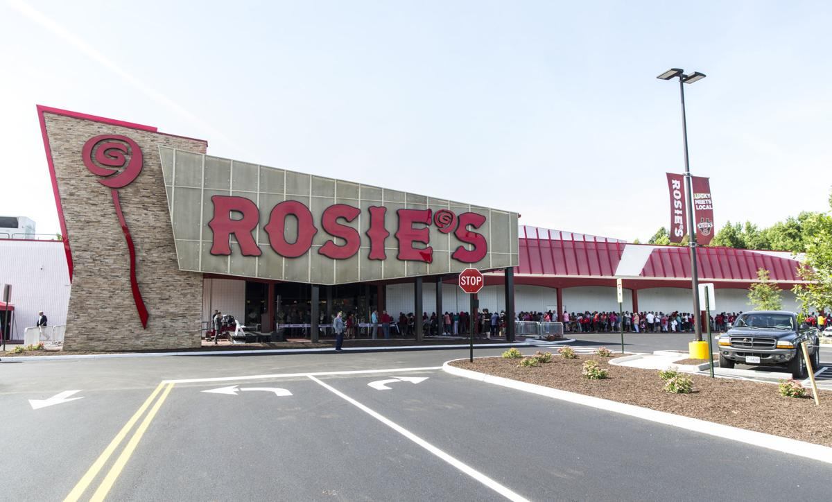 Rosie's in Richmond