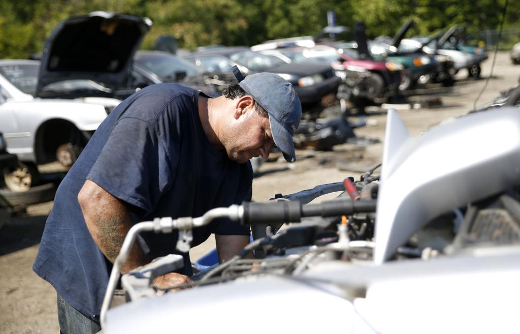 Changing image of junkyards: Auto recyclers embracing