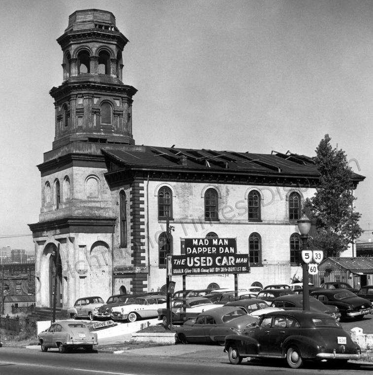 Trinity Methodist/Mad Man Dapper Dan 1955
