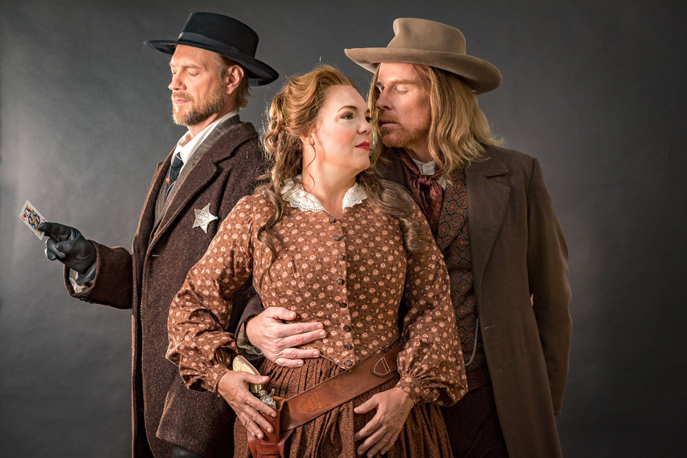 "Puccini's ""Girl of the Golden West"" shines with winning hand"