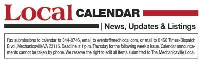 The Local Calendar