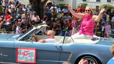 Labor Day Parade doesn't fail to deliver fun