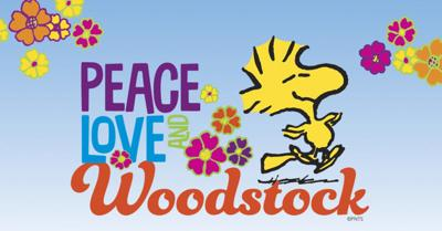 How Woodstock - the bird - was inspired by the 1969 music festival