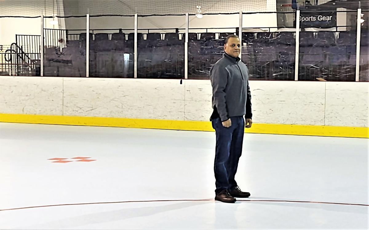 Richard Kent, owner of the Shooter's Indoor Sportsplex,