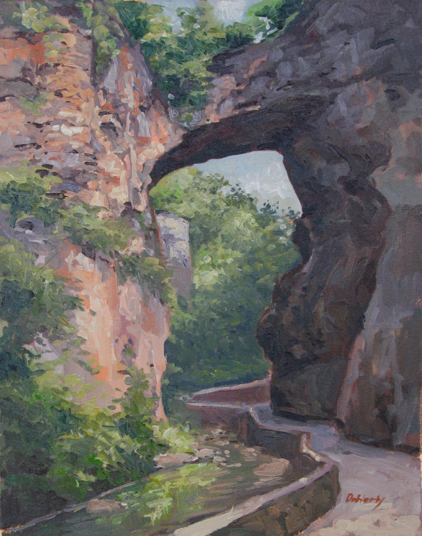 1. DOHERTY NATURAL BRIDGE IMG_9141