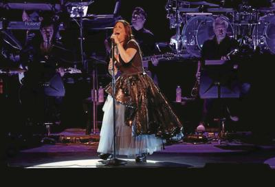 Evanescence in Concert - Mansfield, Mass.