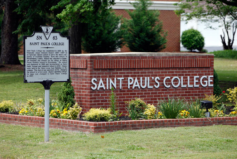 Saint Paul S Campus To Be Sold Virginia Richmond Com