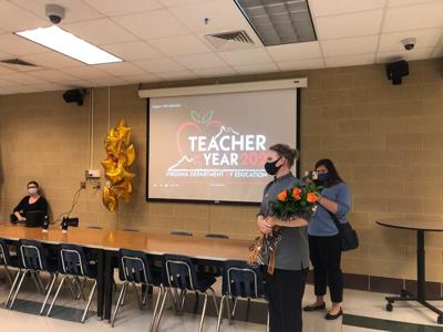 Chesterfield County Region 1 Teacher of the Year