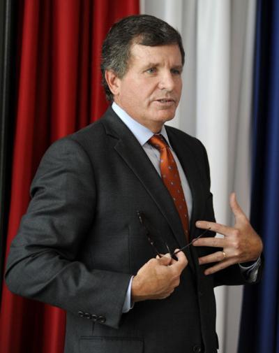 Christopher Bailey, VP, Virginia Hospital and Healthcare Association
