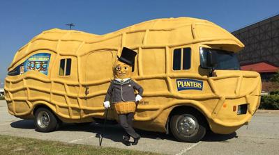 a634dbe4d Mr. Peanut and Nutmobile coming to Richmond this weekend ...