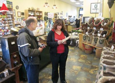 The focus shifts to independent shops on Small Business Saturday