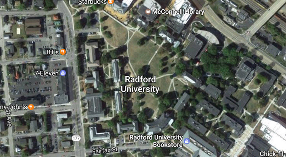 Four Radford fraternities suspended amid goat abuse ...