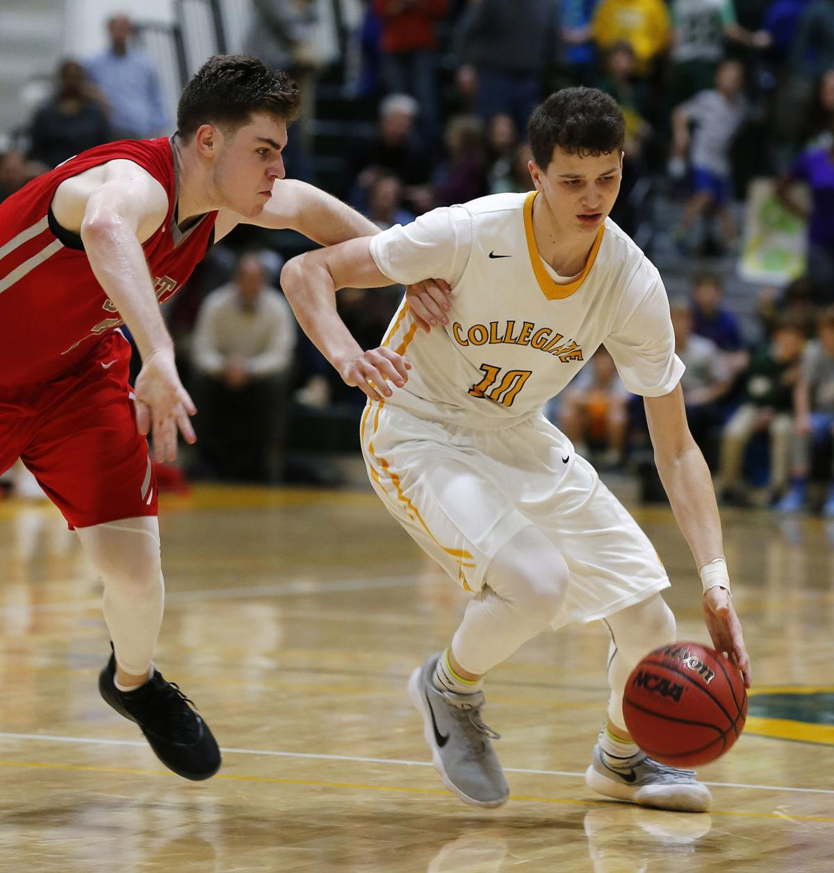 Big Weekend In High School Basketball: Collegiate Basketball Player Robbie Beran Became A Big