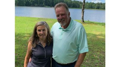 Woodsons named 2020 Powhatan Christmas Mother and Father