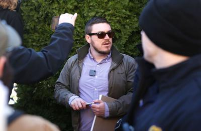 Jason Kessler at Harris trial