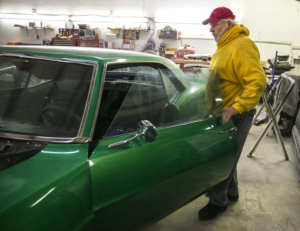 Spotsylvania man recovers beloved '69 Camaro stolen 17 years ago   State and Regional News   richmond.com