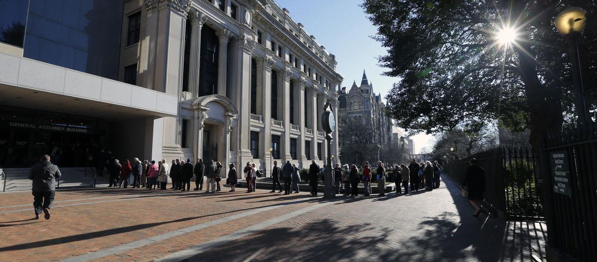Head of state legislative agency resigns Head